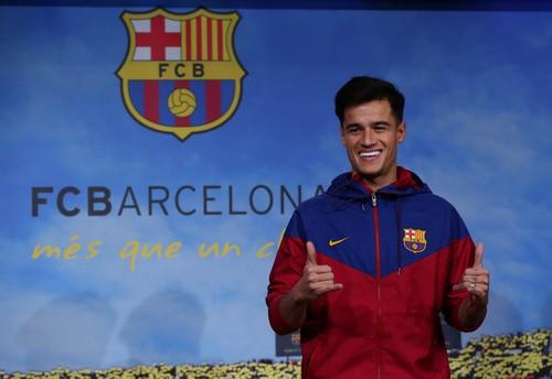 Thương binh Coutinho chào sân hợp đồng bom tấn tại Barcelona - Ảnh 4.