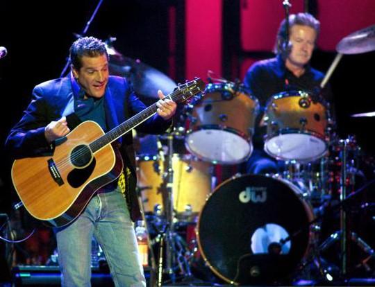 Vợ cố nghệ sĩ Glenn Frey kiện bệnh viện điều trị cho chồng - Ảnh 1.