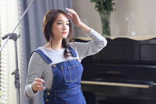 Kaity Nguyễn: Không quan tâm nhiều đến thị phi! - Ảnh 3.