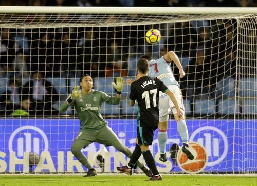 Hòa Celta Vigo, Real Madrid hết cơ hội giữ ngôi vô địch - Ảnh 3.