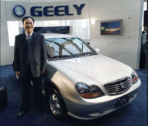 Ôtô Trung Quốc - tham vọng bá chủ thế giới - Ảnh 1.