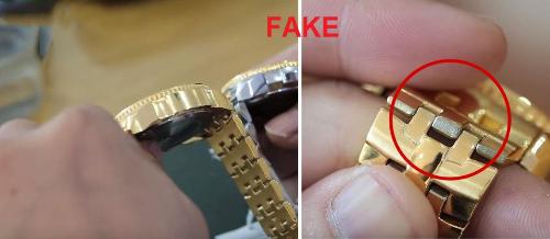 4 mẹo phân biệt đồng hồ thật, giả không phải ai cũng biết - Ảnh 2.