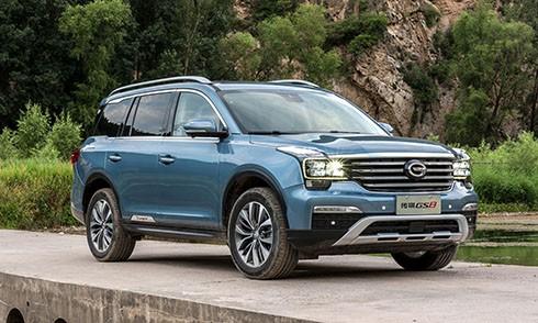 Ôtô Trung Quốc - tham vọng bá chủ thế giới - Ảnh 3.