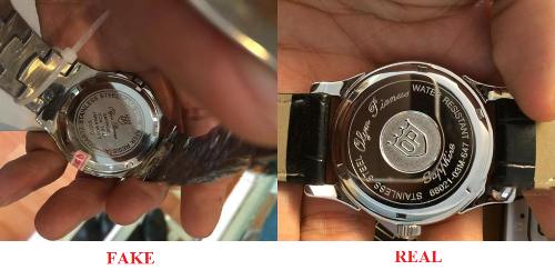 4 mẹo phân biệt đồng hồ thật, giả không phải ai cũng biết - Ảnh 4.