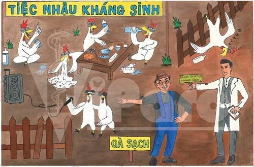Phát hiện vi khuẩn lạ trên thịt tại Việt Nam - Ảnh 1.