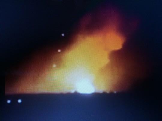 Bộ Quốc phòng: Điều tra vụ nổ kho đạn ở tỉnh Gia Lai - Ảnh 1.