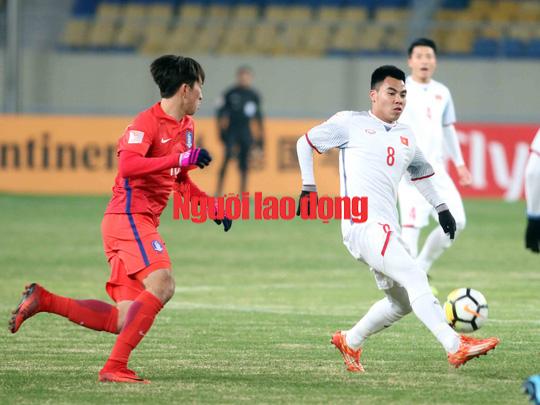 Quang Hải - Đức Huy, 2 ngôi sao mới nổi của VCK U23 châu Á - Ảnh 3.