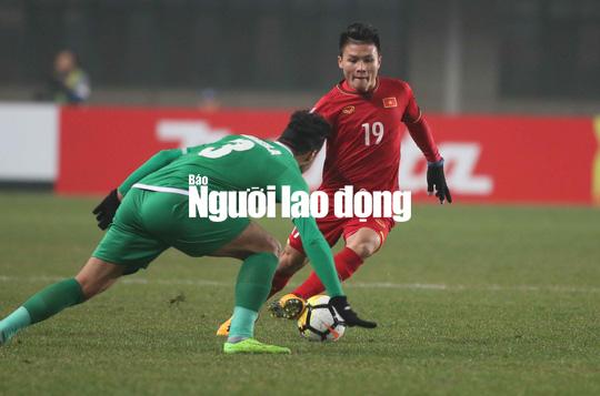 Quang Hải - Đức Huy, 2 ngôi sao mới nổi của VCK U23 châu Á - Ảnh 2.