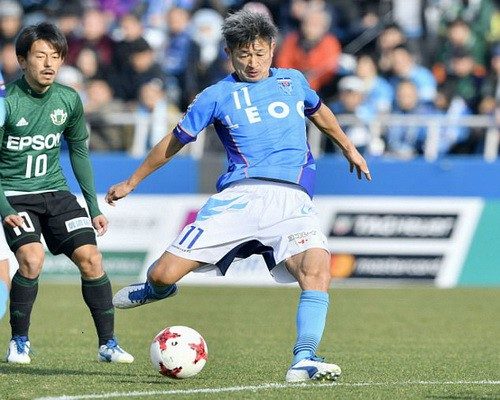 Kazu Miura 50 tuổi vẫn chạy tốt ở Yokohama FC - Ảnh 2.