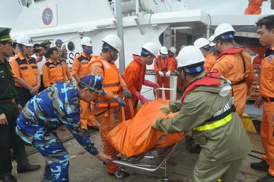 Phát hiện mẫu vật liên quan đến vụ chìm tàu Jupiter khiến 7 người chết, mất tích - Ảnh 1.