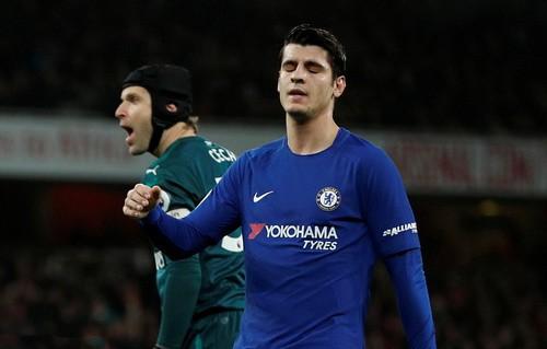Nghẹt thở trận derby, Arsenal hòa Chelsea ở Emirates - Ảnh 2.