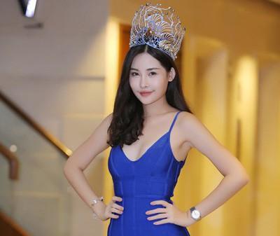Không thể thu hồi danh hiệu Hoa hậu Đại dương? - Ảnh 1.