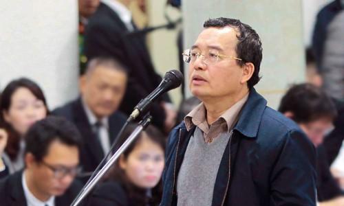 Tòa xử ông Đinh La Thăng: Luật sư đề nghị triệu tập thêm nhân chứng - Ảnh 7.