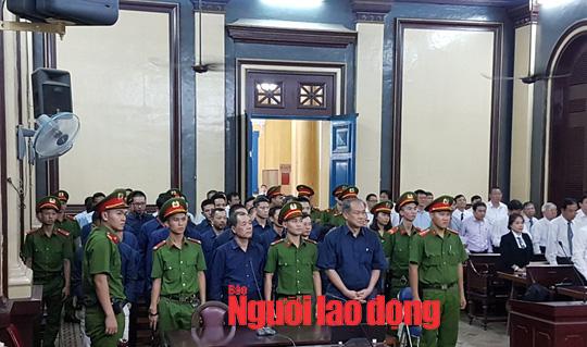 Ông Trần Quí Thanh không đồng ý bồi thường 194 tỉ đồng - ảnh 1