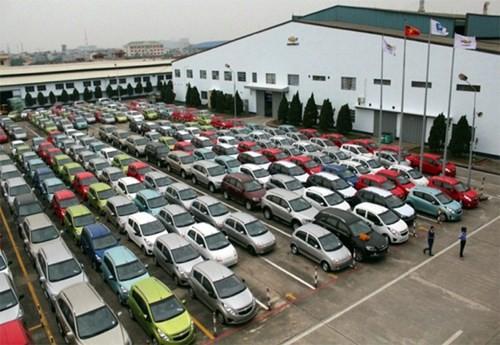 Doanh nghiệp lắp ráp ô tô trong nước xin thêm ưu đãi - Ảnh 1.