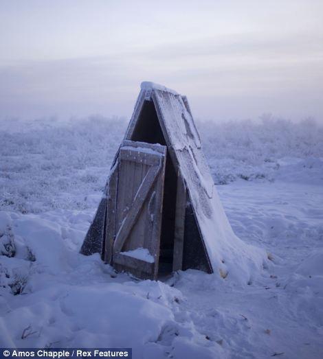 Ngôi làng Cực lạnh từng chịu đựng nhiệt độ -71,2 độ C - Ảnh 5.
