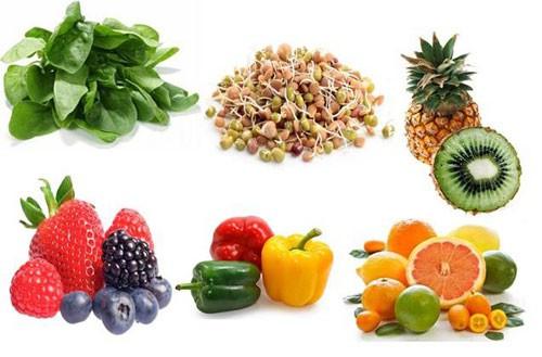 Các thực phẩm giúp chống lại bệnh ung thư dạ dày - Ảnh 1.