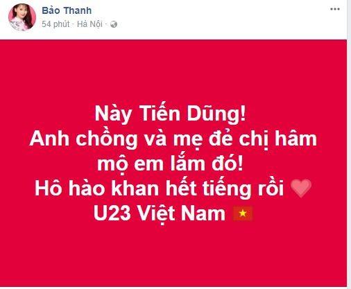 Sao Việt vỡ òa cùng chiến thắng của U23 Việt Nam - Ảnh 18.