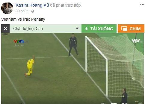 Sao Việt vỡ òa cùng chiến thắng của U23 Việt Nam - Ảnh 30.