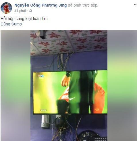 Sao Việt vỡ òa cùng chiến thắng của U23 Việt Nam - Ảnh 35.