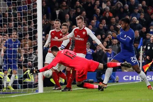 Derby không bàn thắng, Chelsea lo trắng tay trước Arsenal - Ảnh 3.