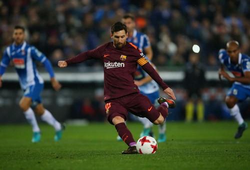 Messi hỏng phạt đền, Barcelona thua sốc Espanyol - Ảnh 5.