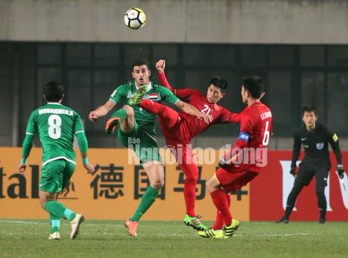 Cả ASEAN ủng hộ U23 Việt Nam trước bán kết Cúp châu Á - Ảnh 1.