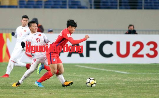U23 Việt Nam - U23 Hàn Quốc 1-2: Có đôi chút tiếc nuối - Ảnh 9.