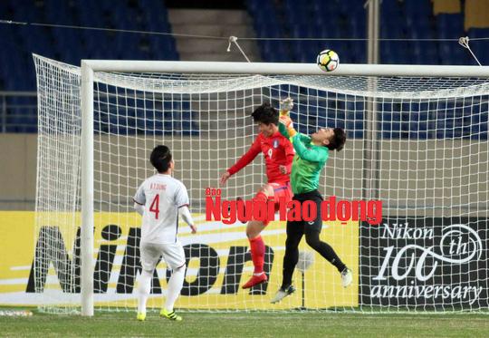 U23 Việt Nam - U23 Hàn Quốc 1-2: Có đôi chút tiếc nuối - Ảnh 6.