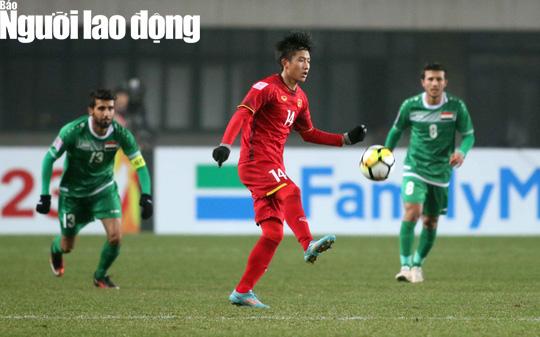 U23 Việt Nam - Qatar 2-2 (penalty 4-3): Viết tiếp chuyện thần kỳ! - Ảnh 1.