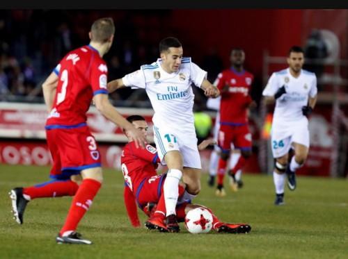 Khán giả tẩy chay, Real Madrid bị đối thủ hạng Nhất cầm chân - Ảnh 4.