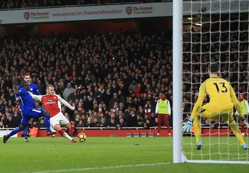 Nghẹt thở trận derby, Arsenal hòa Chelsea ở Emirates - Ảnh 5.