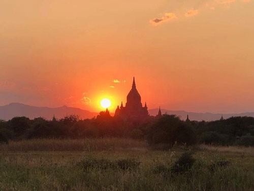 Bagan - Thành phố bình minh - Ảnh 3.