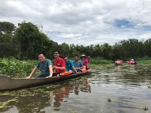 Việt Nam hướng tới du lịch xanh - Ảnh 1.