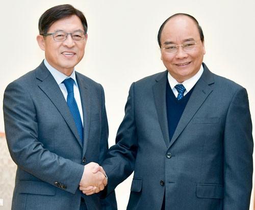 Samsung luôn coi Việt Nam là cứ điểm chiến lược - Ảnh 1.