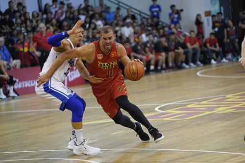 Saigon Heat tiến gần đến vị trí thứ 3 ABL 2018-2019 - Ảnh 1.