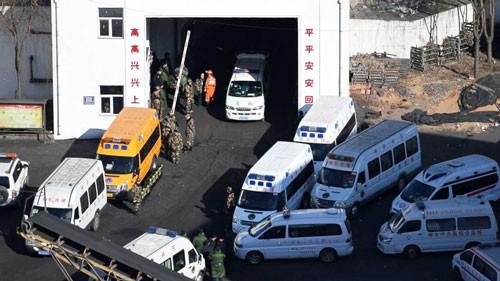 Mỏ than Trung Quốc chết chóc nhất thế giới - Ảnh 1.