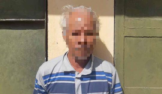 Yêu râu xanh 72 tuổi hiếp dâm bé gái 12 tuổi - Ảnh 1.