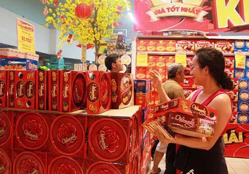 Doanh nghiệp Việt sẵn sàng cho mùa Tết 2019 - Ảnh 1.