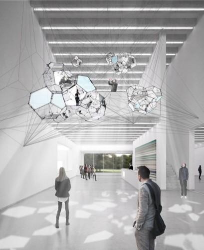 Những tòa nhà sẽ định hình kiến trúc thế giới năm 2019 - Ảnh 6.