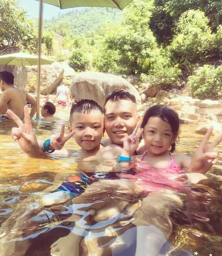 Chuyến đi khắp Đà Nẵng hết 17 triệu đồng của gia đình Hải Phòng - Ảnh 2.