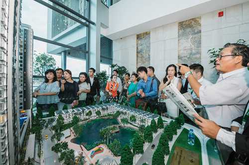 Tiêu thụ căn hộ TP HCM dự báo ổn định trong năm 2019 - Ảnh 1.