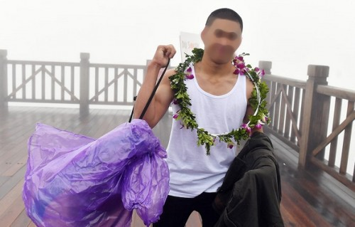 Bác sĩ khuyến c.áo người bình thường không nên thử nghiệm như nam thanh niên vì có nguy cơ bị đ.ột q.uỵ - Ảnh: Mạng xã hội