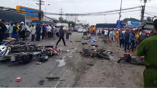 Liên tiếp tai nạn thảm khốc vì xe tải: Hậu quả của buông lỏng quản lý, kiểm tra? - Ảnh 1.