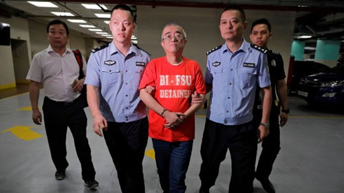 Trung Quốc đẩy mạnh dẫn độ tội phạm tham nhũng - Ảnh 1.