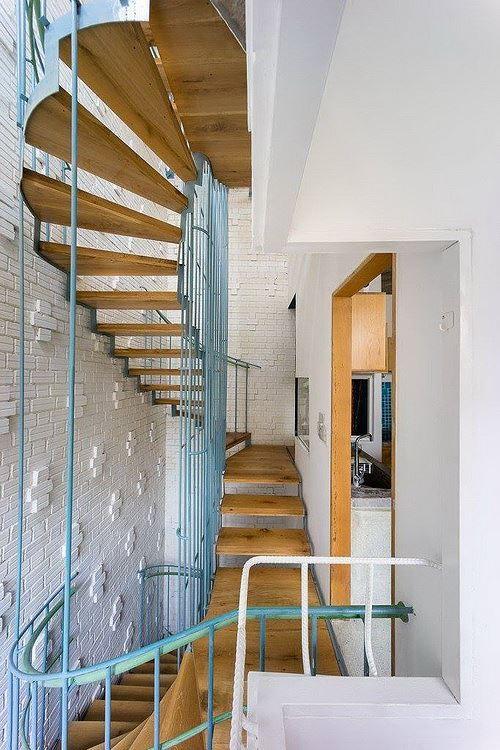 Nhà trong ngõ chỉ 35m2 vẫn thiết kế đẹp như mơ - Ảnh 3.