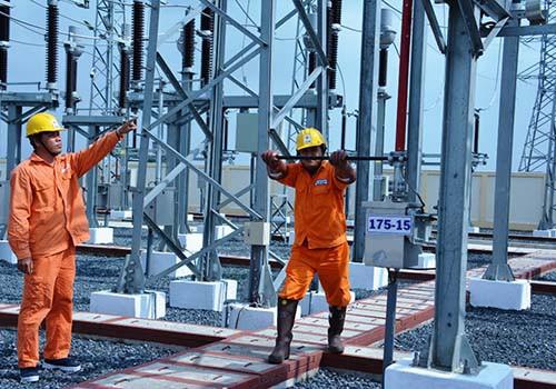 EVN SPC bảo đảm cung cấp điện dịp Tết nguyên đán - Ảnh 2.