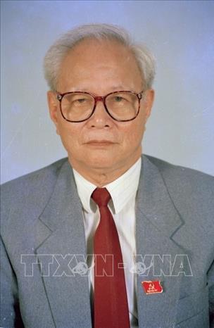 Nguyên Ủy viên Bộ Chính trị Nguyễn Đức Bình qua đời ở tuổi 92 - Ảnh 1.