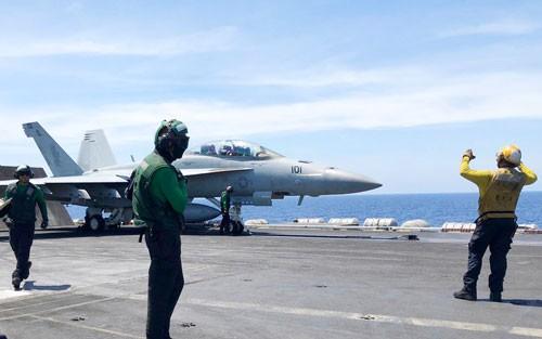 Vì sao tướng Trung Quốc có ý định đánh chìm tàu sân bay Mỹ? - 1