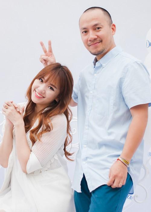 Tiến Đạt cưới vợ, Hari Won khen: Quá đẹp đôi! - Ảnh 2.
